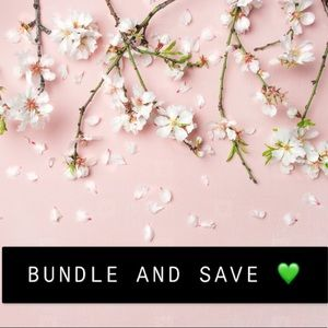 BUNDLE AND SAVE!!! 🥳🎉